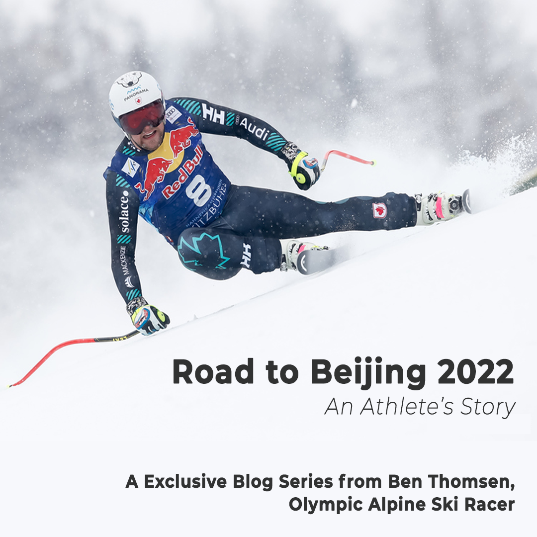 Road to Beijing 2020: An Athlete's Story – Who Are You?